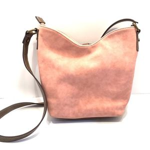 b.o.c. Bags - BOC Faux Leather Crossbody Bag with Power Bank